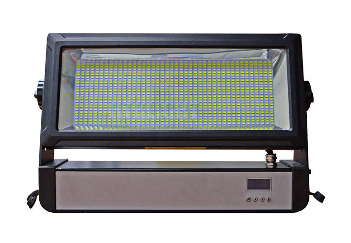 Q-10 POI White SMD Led Wall Wash Flood Light Forced Air Convection Cooling