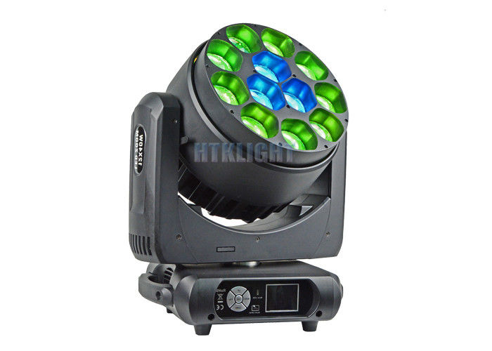 Osram 40Watt LED Wash Zoom Moving Head / Professional Stage Lighting Equipment